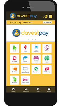 DavestPay Mobile Apps